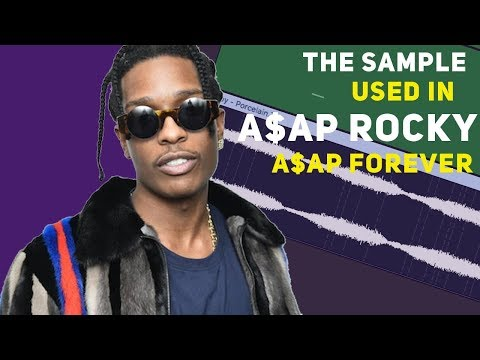 This is the sample A$AP Rocky and Hector Delgado used in A$AP Forever ft. Moby