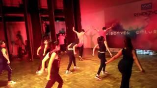 Studio D( Galgotias Dance Club)- IIT performance