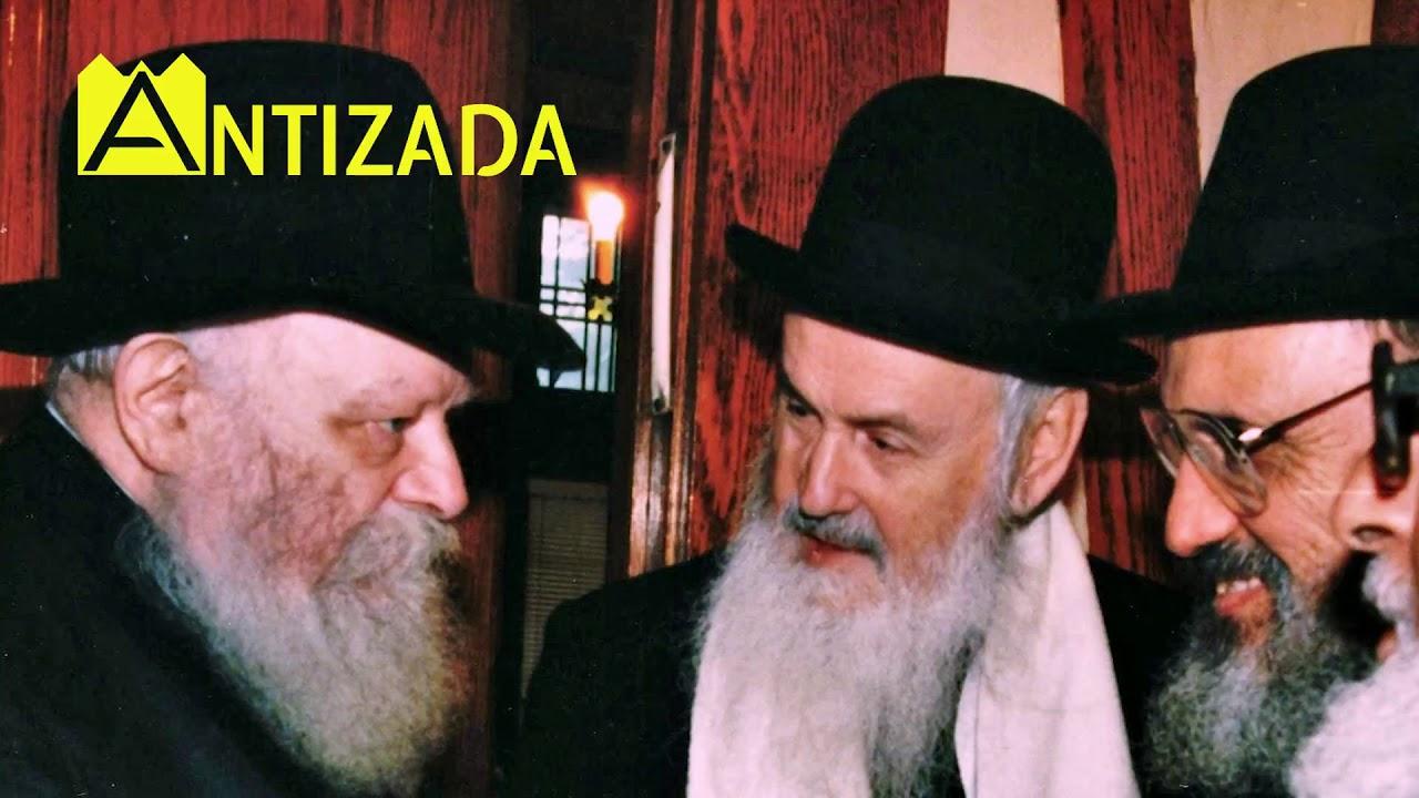 """ניגון עסן עסט זיך (ק""""ט) בהתוועדות עם הרבי מליובאוויטש"""