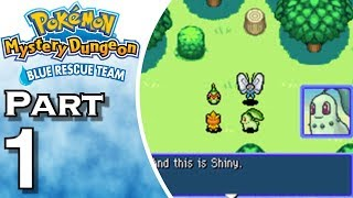 Pokemon Mystery Dungeon: Blue Rescue Team - Gameplay - Walkthrough - Let