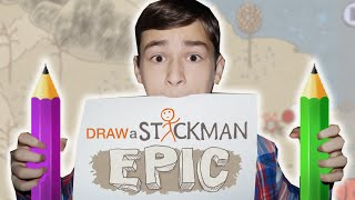 КОНЧИТА СПЕШИТ НА ПОМОЩЬ Draw a Stickman Epic
