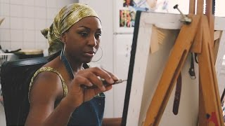 Nina Fabunmi: Pursuing a Passion for Painting