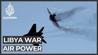 Libya's air war: Drones decisive in battle for Tripoli