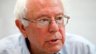 Bernie Sanders Chastises Democrats: They