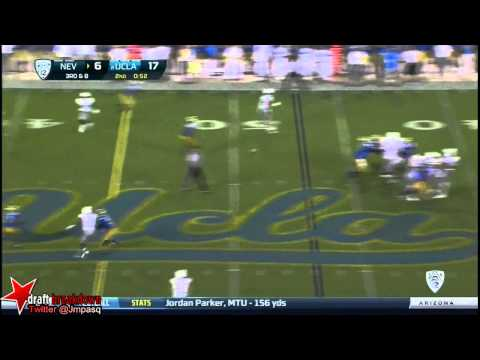 Cody Fajardo vs UCLA 2013