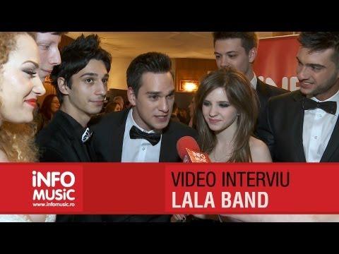 Interviu Lala Band la InfoMusic.ro