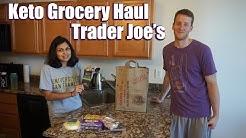 Keto Grocery Haul Video | Trader Joe's Edition