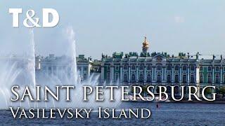 Saint Petersburg City Guide: Vasilevsky Island - Travel & Discover