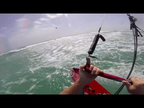 KITING IN CAPE VERDE