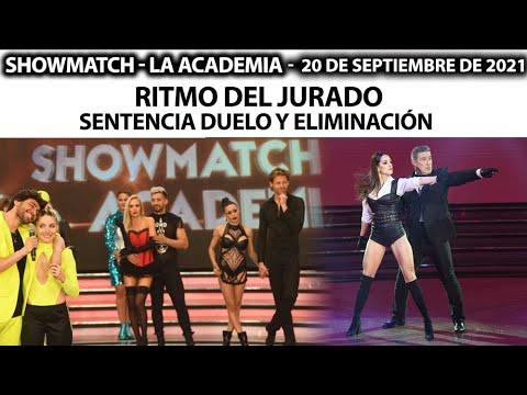 Download Showmatch - Programa 20/09/21 - SENTENCIA, DUELO Y ELIMINACIÓN del RITMO DEL JURADO