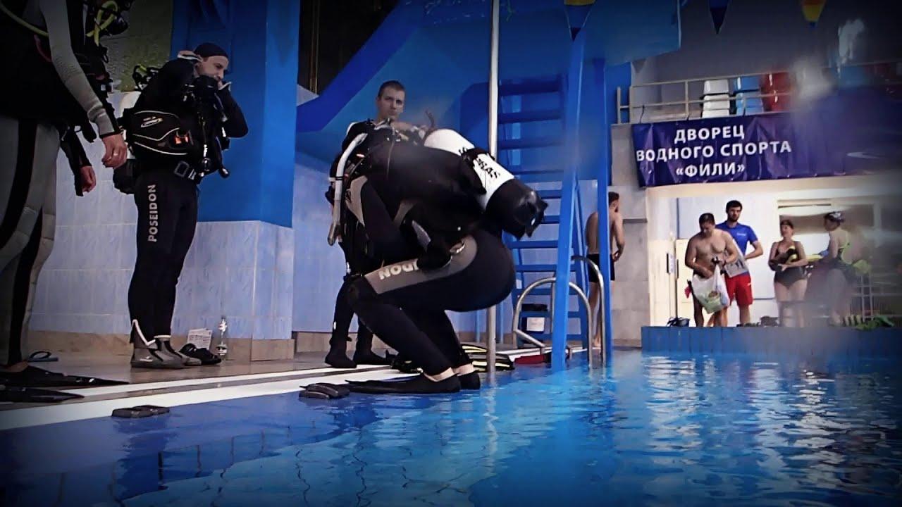 Курс PADI Fin Specialist (Специалист по плаванию в ластах)