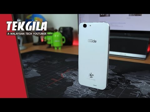Ding Ding Guide S1 Unboxing + Benchmark - Malaysia's First 3D Smartphone?