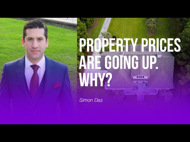 Are people still buying property? Interview with Simon Das