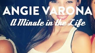 Angie Varona - A Minute in the Life