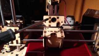 Printrbot Plus V2.0 - Possible Solution To Let The Hot End To Reach The Bed