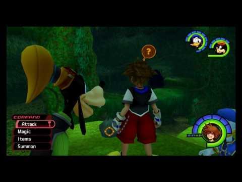Kingdom Hearts FINAL MIX: Missed Item And Trinity