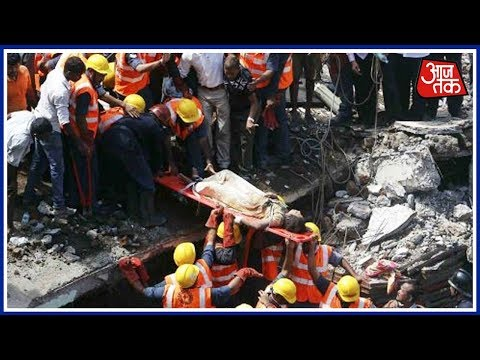 Mumbai Building Collapse Live: Death Toll Reaches To 12