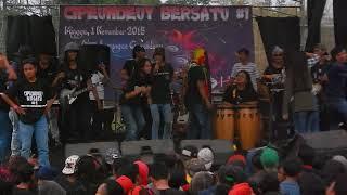 aljul reggae feat late mate and paper rasta live at cipendey bersatu 1 november 2015