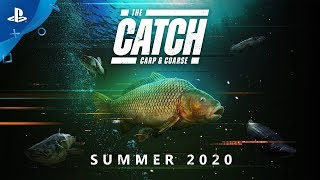 The Catch: Carp & Coarse | Announce trailer | PS4