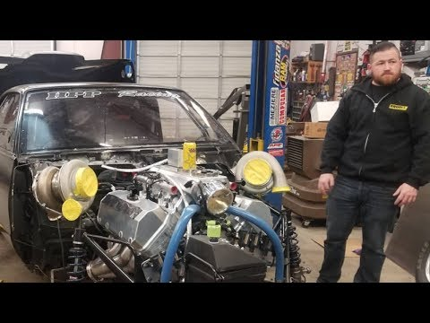 Street Outlaws Kamikaze gets a HEMI – Street Race Talk Episode 178
