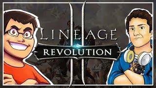 LLEGAN LOS MMORPG AL DISPOSITIVO MÓVIL ¡¡Te sorprenderá!! | Lineage 2: Revolution