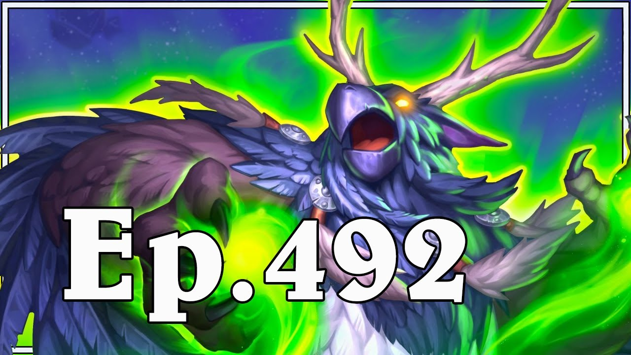 Download Funny And Lucky Moments - Hearthstone - Ep. 492