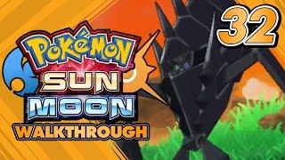 Pokémon Sun and Moon Walkthrough - Part 32: How to catch legendary NECROZMA! (Post game)