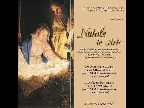 2018-2019 Recita Natale sez. A