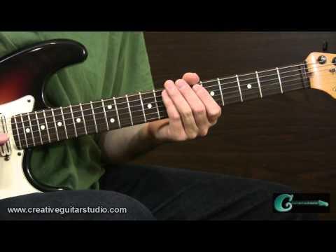 Rhythm Guitar: Beginner's Guide to Funky Motown Rhythms