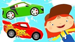 Deutscher Cartoon für Kinder - Die besten Folgen mit Doktor MacWheelie