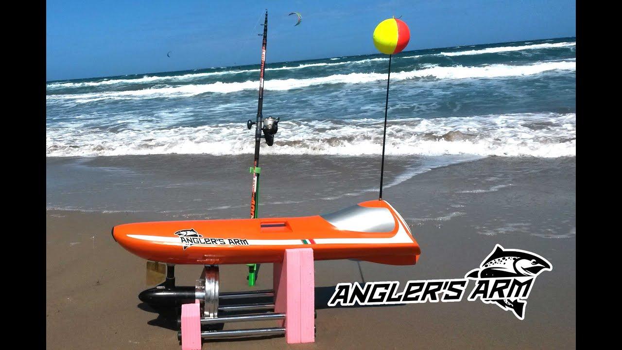 Angler's Arm - Barca da pesca RC - Made in Italy