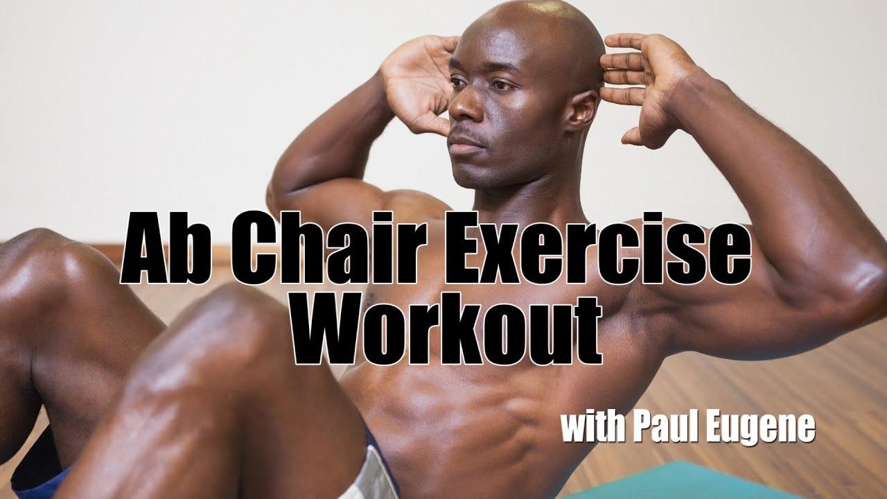 chair exercise justin timberlake swivel helinox ab workout youtube