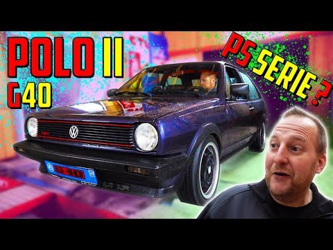 Ab auf den Prüfstand! - Polo II G40 - Eingangsmessung! - Teil 1/3