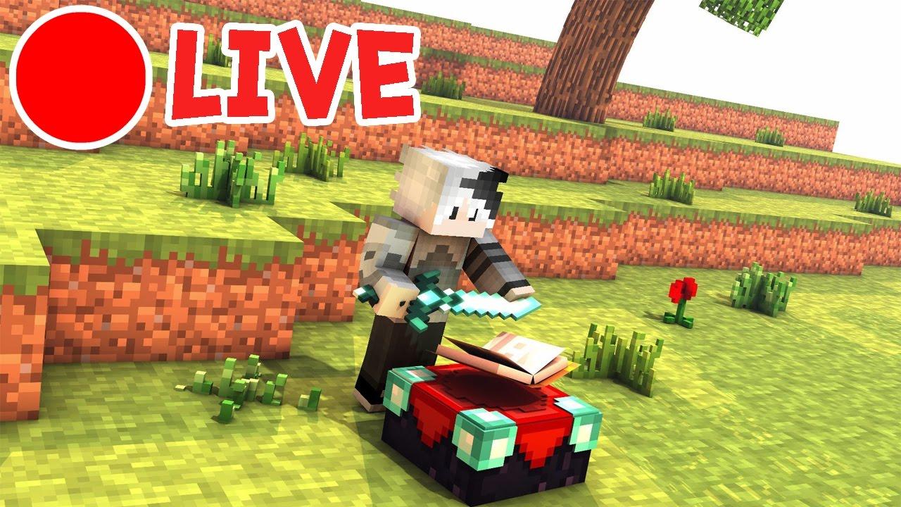 [LIVE] Minecraft UHC RUN กับ มายเฟรนพี่เก้า