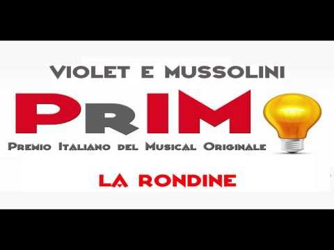 Violet e Mussolini - La Rondine
