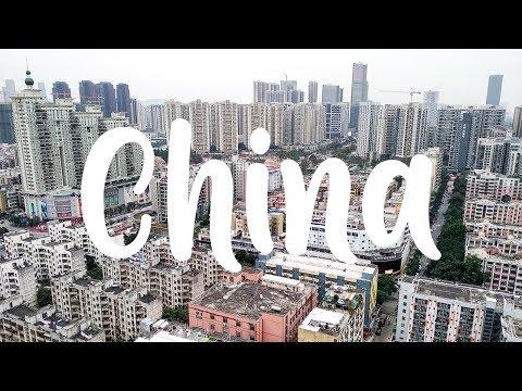 TRIP to SHENZHEN, CHINA