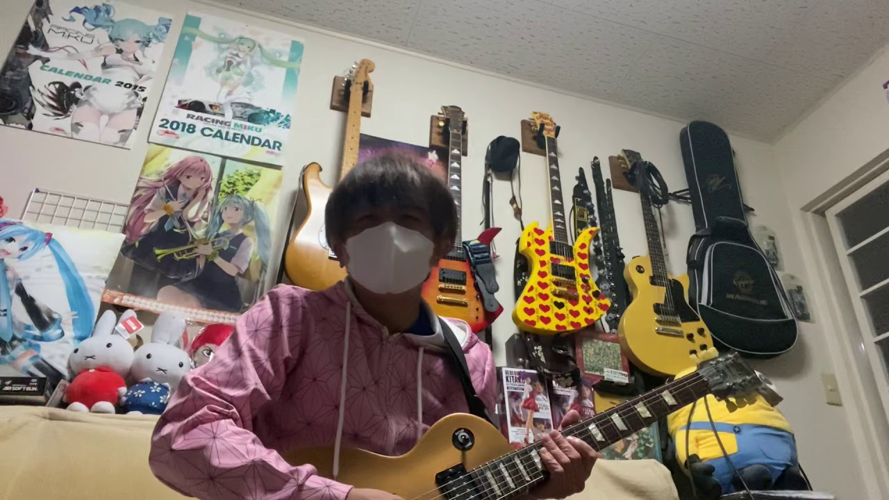 Thunderstruck  / AC/DC   Guitar