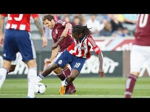 HIGHLIGHTS: Colorado Rapids vs Chivas USA, MLS August 18th