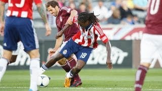 HIGHLIGHTS: Colorado Rapids vs Chivas USA, MLS August 18th