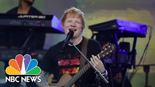 Ed Sheeran Tests Positive For Covid, Will Do Upcoming Performances From Home