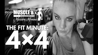 Fit Minute 4X4 - Cardio