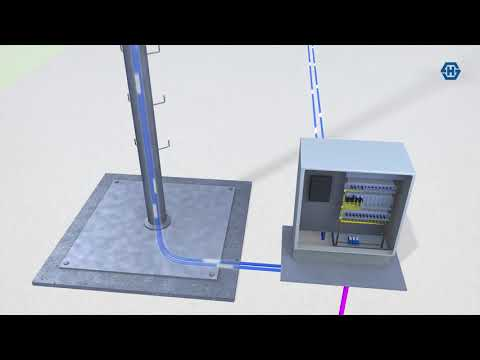 HUBER+SUHNER - Experts for network densification: Macro Cell Pole