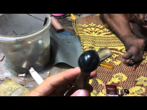 Cara - Proses Pembentukan Batu Bacan
