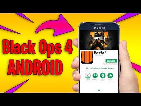 Black Ops 4 Android ✔️ How to Download Black Ops 4 On Android (BO4 Blackout)