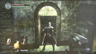 Dark Souls: Reverse Hollowing Gameplay - TGS 2011 (PS3, Xbox 360)
