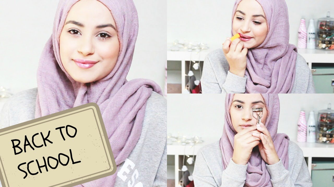 Tutorial Makeup Natural Hijab You Mugeek Vidalondon