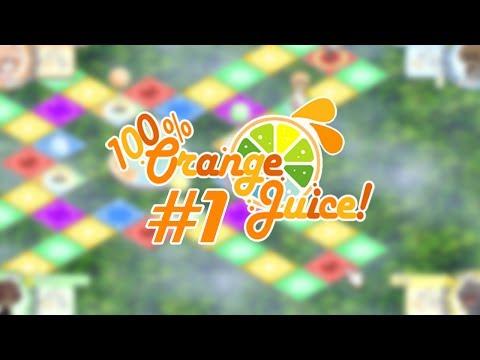 100% Orange Juice Multiplayer   #01 - Where's the Orange Juice!  