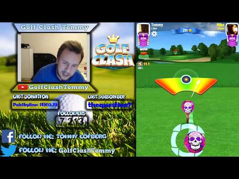 Golf Clash LIVESTREAM, WEEKEND round California Classic tournament - MASTERS