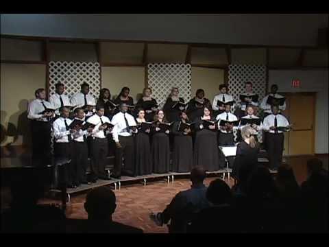 Concert Choir, Fall 2012