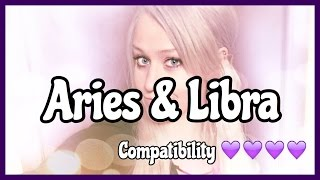 Aries & Libra // Compatibility